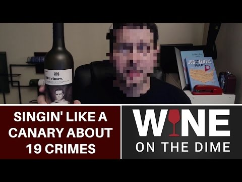 19 Crimes Red Wine Blend Review