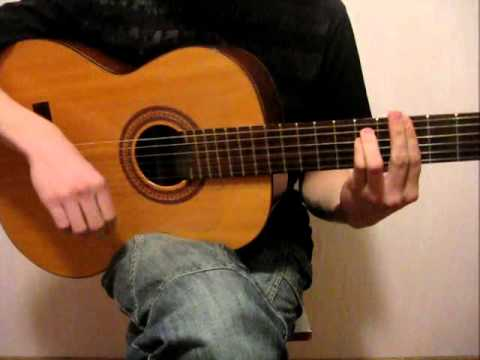 Helloween - Hold Me In Your Arms (acoustic cover, chords)