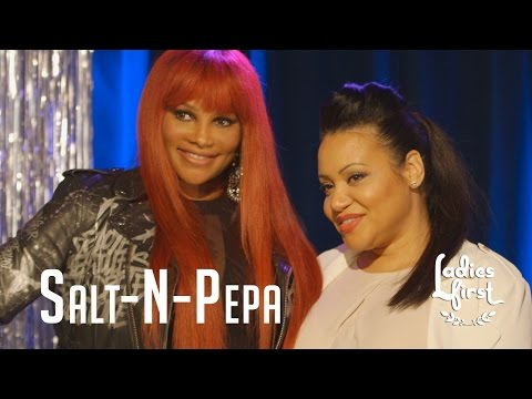 Salt N Pepa Share Emotional Tupac Stories & Breaking Hip Hop Barriers