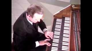 Karl Richter - Chromatic Fantasia & Fugue In D Minor - BWV 903