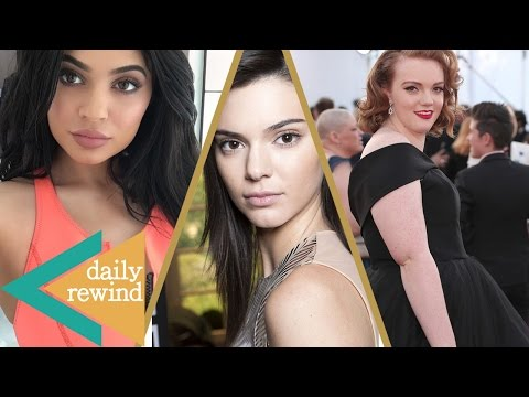 Thumbnail: Kendall Jenner Doesn't Fit in with her Sisters, Kylie Driving Tyga CRAZY, Shannon Purser Bi -DR