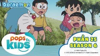 [S6] Tuyển Tập Hoạt Hình Doraemon - Phần 25 - Pháp Sư Gọi Hồn, Làm Kẻ Ác Cũng Khó