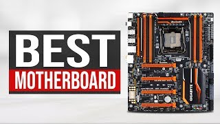 The Best Motherboard Manufacturers