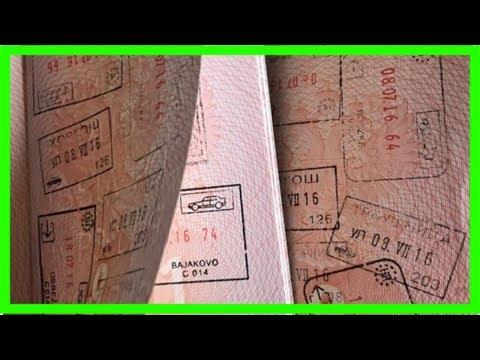 В рф сократят сроки изготовления загранпаспортов