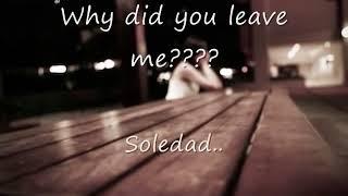 Gambar cover Soledad  Westlife w  lyrics
