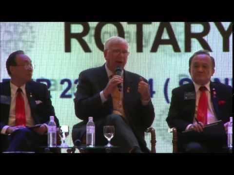Open Forum Q2 PP Paul Chong; RC Kinabalu Sutera; Kota Kinabalu, Sabah; D3310