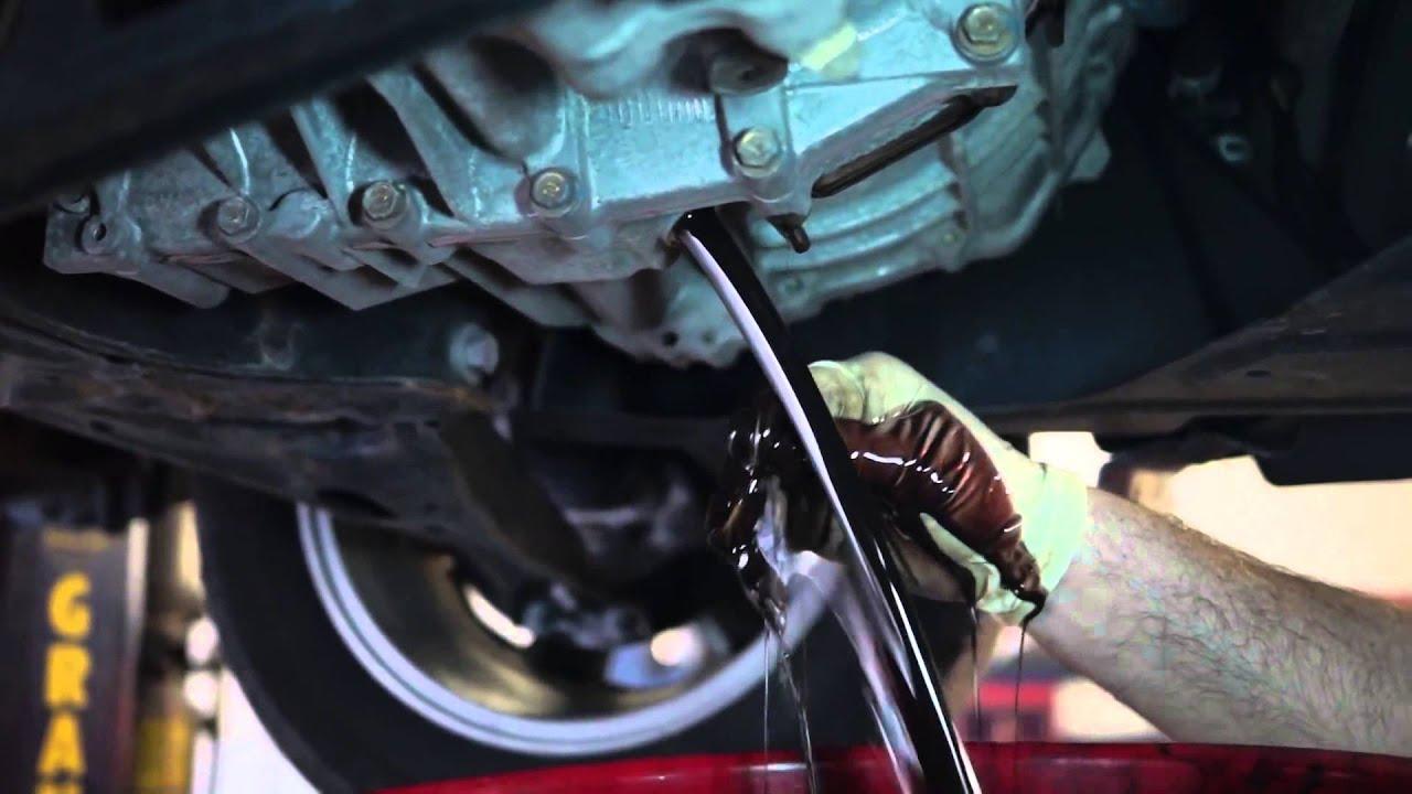 Dynamic Automotive | Prius Transmission Fluid Change eCVT