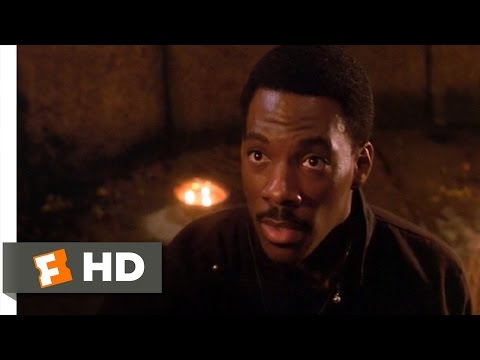 The Golden Child (5/8) Movie CLIP - There's No Ground Here (1986) HD