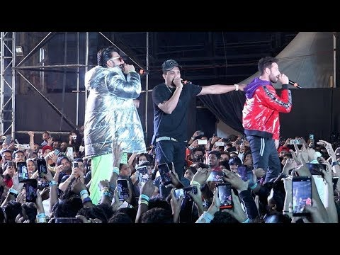 Gully Boy Live Concert | Apna Time Aayega | Ranveer Singh | Divine | Naezy | Alia Bhatt