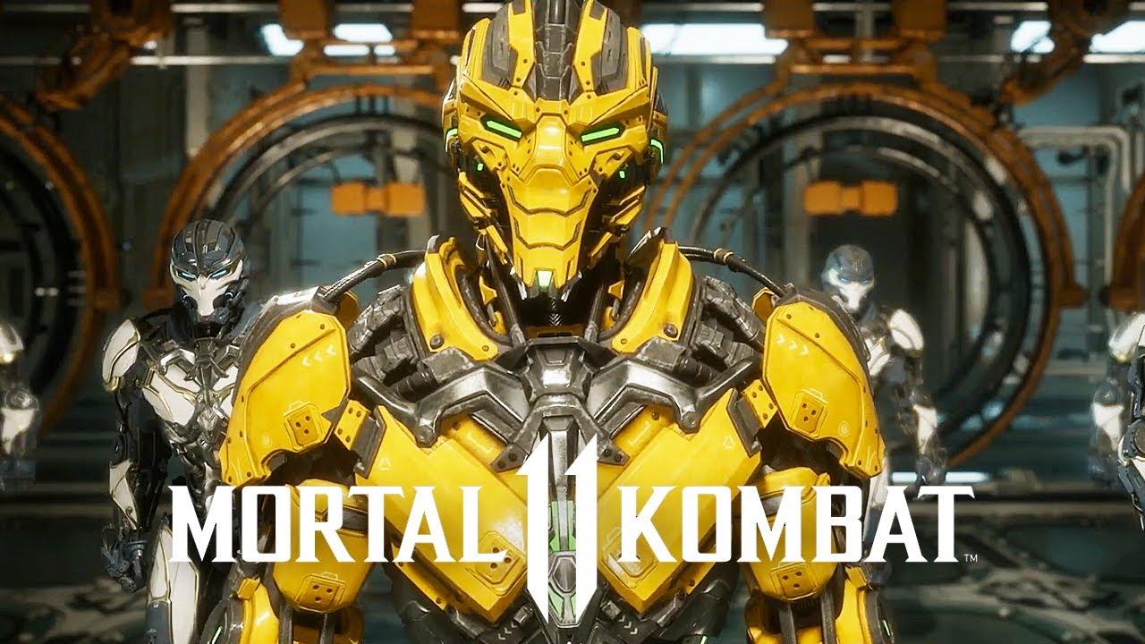 Mortal Kombat 11 - Official Launch Trailer - YouTube