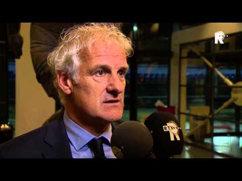Fred Rutten na afloop van Feyenoord - HNK Rijeka