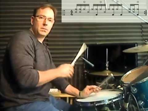 Free Drum Lesson: West African Groove