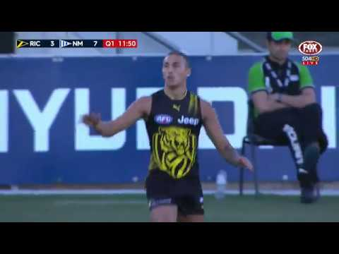 Richmond v North Melbourne Highlights - AFL JLT Community Series 2018 week three