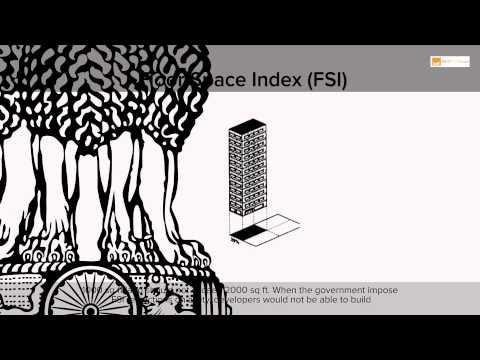 Term of the week - Floor Space Index (FSI)