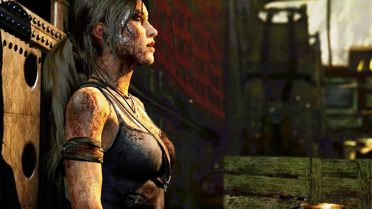 tomb raider definitive edition online gameplay