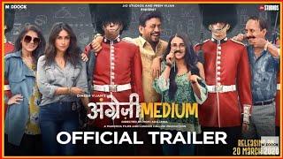 English Medium Trailer Out Featuring Irrfan, Kareena Kapoor, Radhika, Pankaj Deepak , Ranvir Kiku,