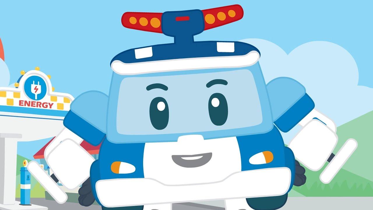 Nursery Rhymes Collection for Healthy Habits | Music Video | Kids Songs | RobocarPOLI-Nursery Rhymes