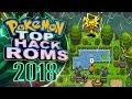 Top Hack Roms Pokemon 2018 - [DarkFex]