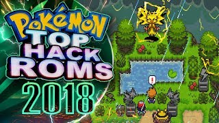 Top Hack Roms Pokemon 2018 - [DarkFex]