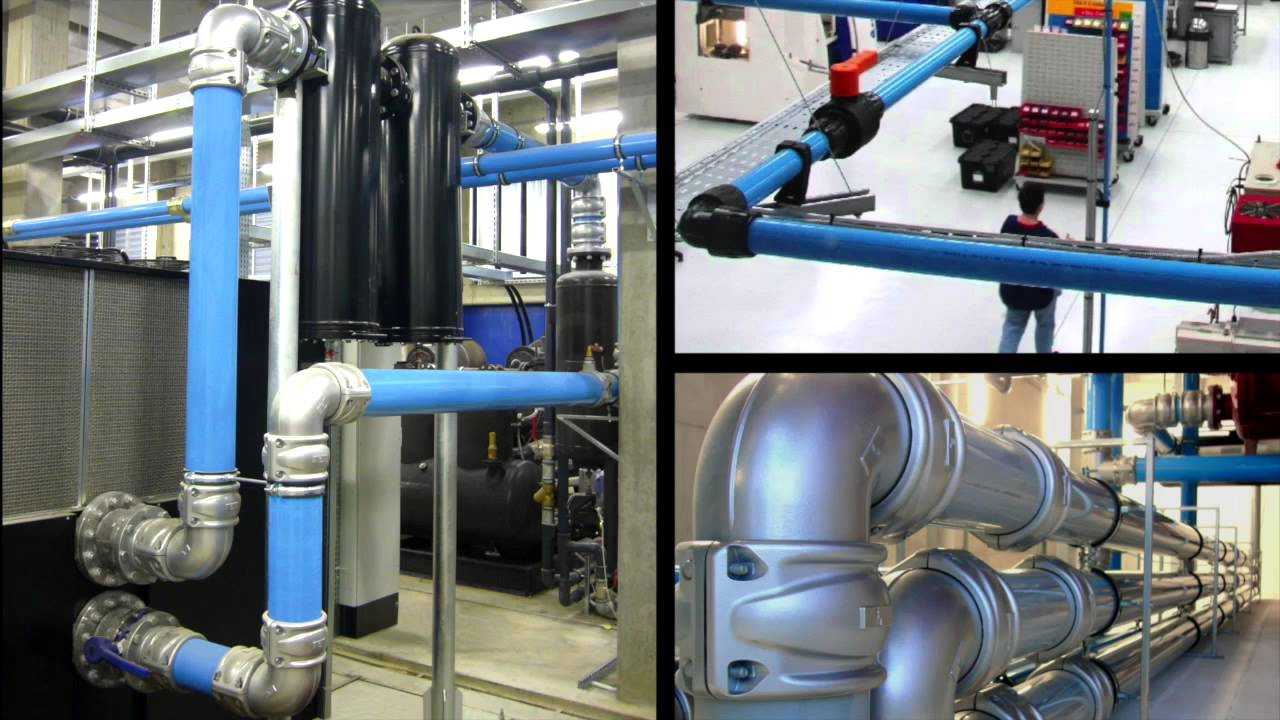 Introduction pipe system - Why Specify Parker Transair For Compressed Air And Vacuum Piping Systems
