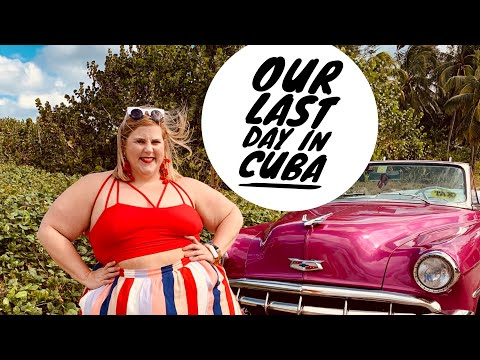 Beaches, Songs and lots of Laughs: Our Last Day in Havana, Cuba