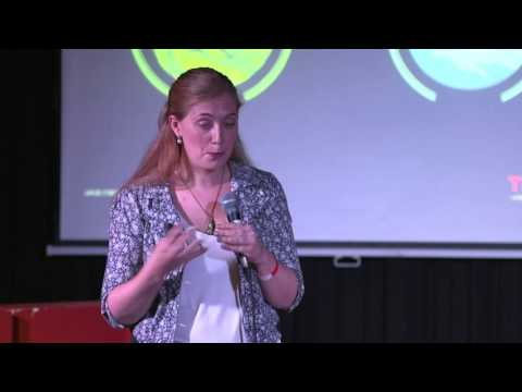 Urban aquaponics: From waste to taste | Kate Hofman | TEDxHackney