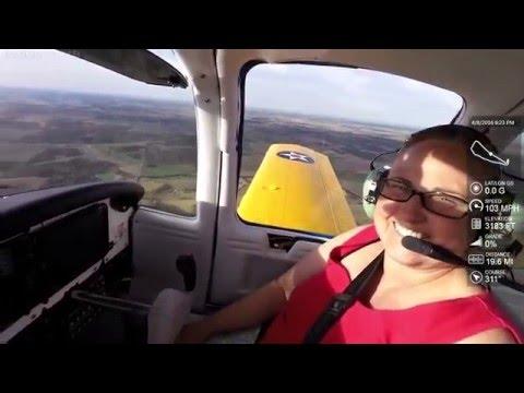 Piper Tomahawk - KCHK West Area