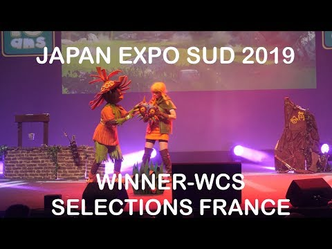 JAPAN EXPO SUD - World Cosplay Summit Winner French selections 2019