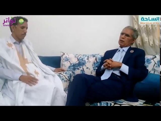 وزير الخارجية الصحراوي: صدرت مني زلة لسان .. واعتذر عنها لكل الموريتانيين | الساحة انفو