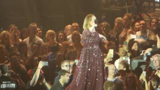 Adele - Someone Like You (Melbourne, March 19)