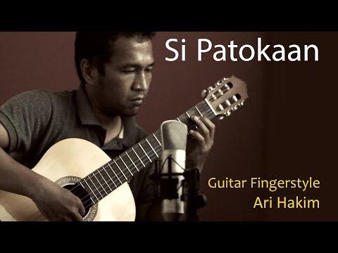 Ari Hakim - Si Patokaan (Guitar Fingerstyle)