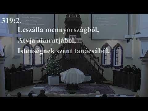 NyVREk Istentisztelet 2020.12.26. 10:30élő