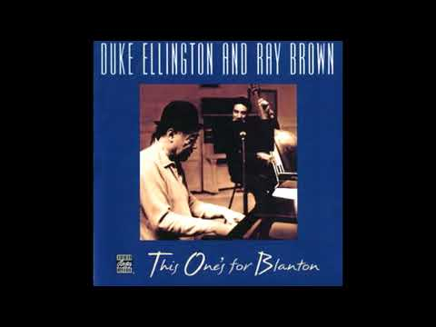 Duke Ellington and Ray Brown - This One's For Blanton! (1972) FULL ALBUM