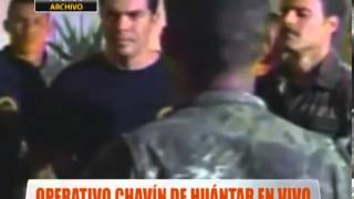 Operativo Chavín de Huántar en vivo