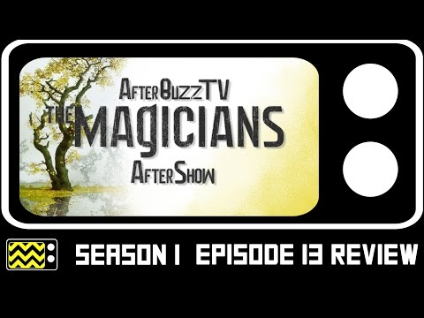 The Magicians Season Episode Review & AfterShow | AfterBuzz TV