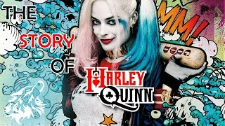 the story of harley quinn full story