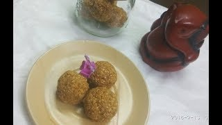 3-Ingredient Sugarfree Ladoo: NO Ghee, No Oil Recipe for Fasts