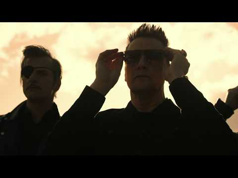 DIE KRUPPS - Vision 2020 Vision (official Video)