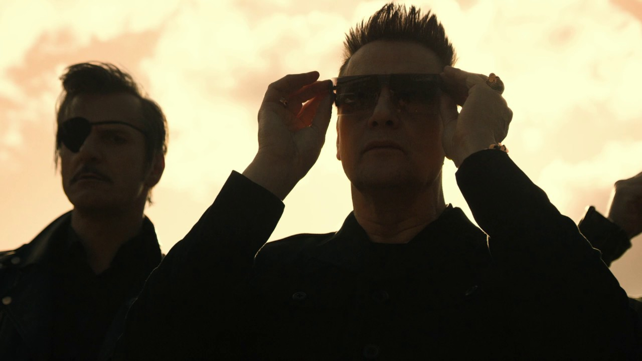 DIE KRUPPS - Vision 2020 Vision (official video)