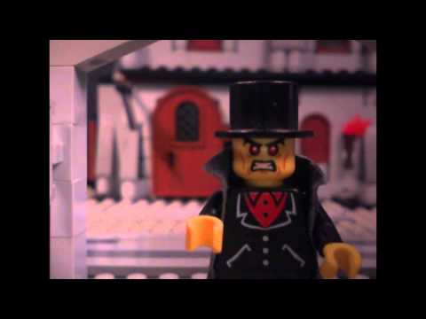 Lego The Strange Case of Dr. Jekyll and Mr. Hyde