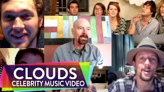 "My Last Days | Zach Sobiech ""Clouds"" Celeberity Music Video"