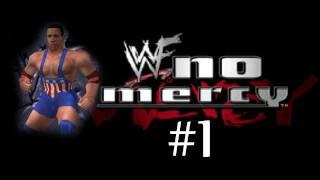 WWF No Mercy: WWF Championship Mode w/ Kurt Angle - Episode 1 | Start & Rumble