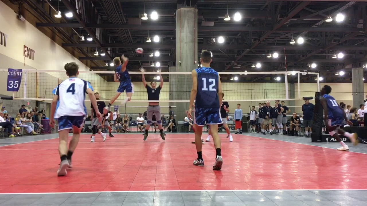 Zachary Anglen S Men S Volleyball Recruiting Profile