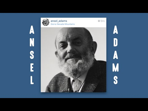 Ansel Adams: Photography With Intention