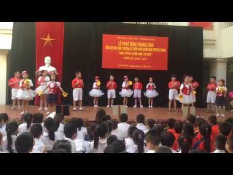 Sinh hoạt dưới cờ HK 1 lớp 3D