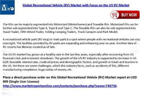 Global Recreational Vehicle Market Analysis and Growth 2022