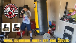 Download Mp3 Heavy Bag Training- Rival Guerrero Hde-f And Sf-f Bag Gloves