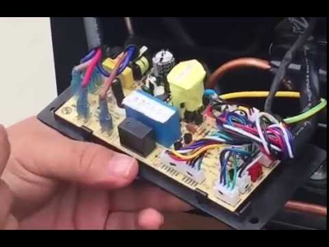 Control Board Replacement
