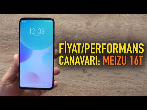 Meizu 16T Elimizde: Fiyat/performans Telefonu