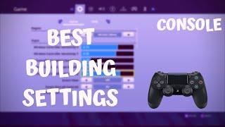 Best Console Fortnite Settings/KEYBINDS